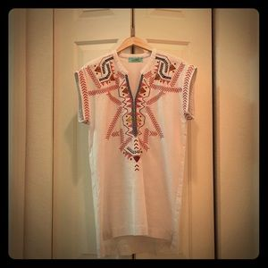 Southwest Boho Tunic Dress NEW